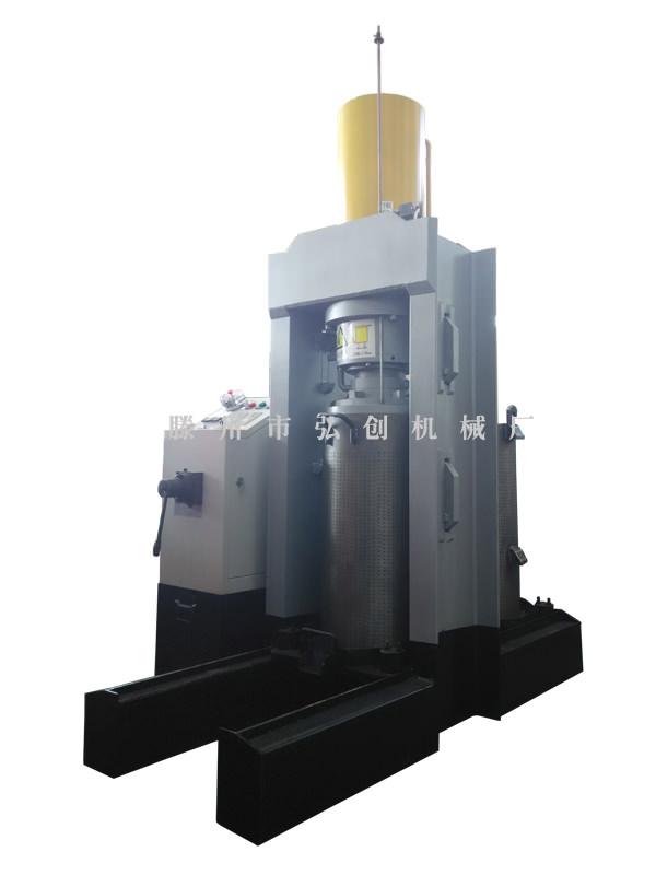 40MPa(200吨)压力新型立式液压bob登陆电脑版(双桶)